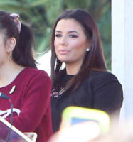 Eva Longoria - Los Angeles - 20-01-2018 - Time's Up: dal tappeto rosso alle strade d'America
