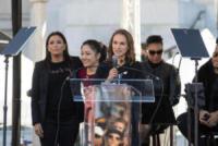Constance Wu, Andra Day, Eva Longoria, Natalie Portman - Los Angeles - 20-01-2018 - Time's Up: dal tappeto rosso alle strade d'America