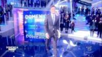 Alessandro Di Battista, Barbara D'Urso - Milano - 21-01-2018 - La prima volta di Di Battista da Barbara D'Urso