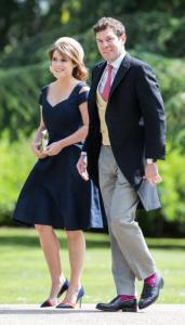 Jack Brooksbank, Principessa Eugenia di York - Englefield - 20-05-2017 - Da Elisabetta II a Meghan: gli anelli più preziosi del reame