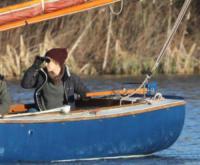 Rosamund Pike - Oxford - 19-01-2018 - Rosamund Pike, corrispondente di guerra in versione piratessa