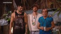 Francesco Monte, Giucas Casella, Stefano De Martino - Honduras - Isola, la promessa di Francesco Monte: