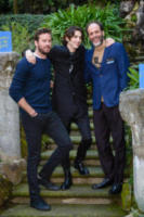 Timothée Chalamet, Luca Guadagnino, Armie Hammer - Roma - 24-01-2018 - Call me by your name vince l'Oscar LGBT