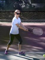 Natalie Portman - Los Angeles - 24-01-2018 - Natalie Portman, dal cinema al tennis il passo è breve