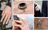 Meghan Markle, Regina Elisabetta II, Principessa Eugenia di York, Kate Middleton, Sarah Ferguson - 26-01-2018 - Da Elisabetta II a Meghan: gli anelli più preziosi del reame