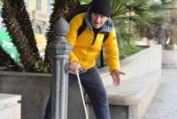 Carlo Denei - Genova - 26-01-2018 - A piedi da Genova a Sanremo: la sfida di Carlo Denei