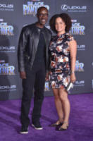 Bridgid Coulter, Don Cheadle - Hollywood - 29-01-2018 - Bellissima Lupita Nyong'o, italiana per una notte