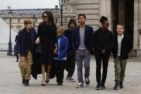 Knox Leon, Zahara Marley, Maddox, Shiloh, Pax Thien, Vivienne Marcheline, Angelina Jolie - Parigi - 30-01-2018 - Angelina Jolie affitta la casa di Breaking Bad. Ecco perché