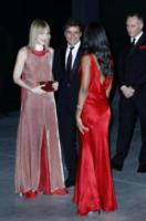 Gaia Trussardi, Adriano Giannini, Zoe Saldana - Milano - 30-01-2018 - Adriano Giannini ha sposato in segreto Gaia Trussardi
