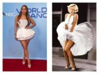 Marilyn Monroe, Jennifer Lopez - Los Angeles - 30-01-2018 - J.Lo da sballo! Una moderna Marilyn alla prima di World Dance