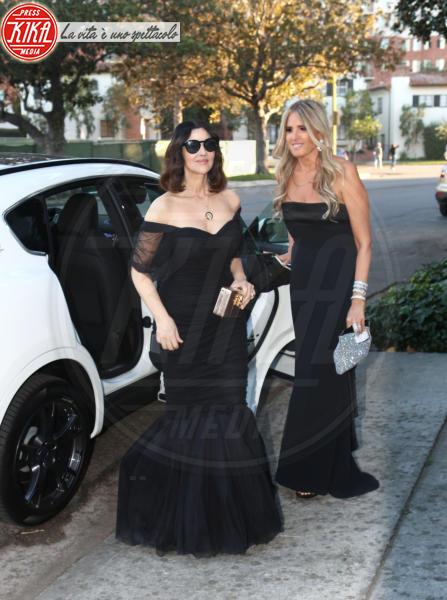 Tiziana Rocca, Monica Bellucci - Los Angeles - 31-01-2018 - Monica Bellucci illumina il Filming on Italy con la sua bellezza