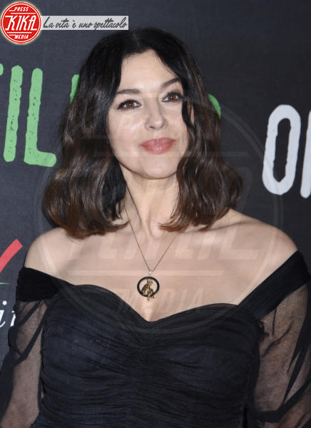 Monica Bellucci - Hollywood - 31-01-2018 - Monica Bellucci illumina il Filming on Italy con la sua bellezza