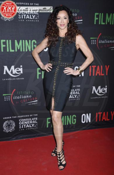 Sofia Milos - Hollywood - 31-01-2018 - Monica Bellucci illumina il Filming on Italy con la sua bellezza