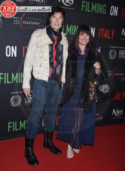 Ronn Moss, Devin DeVasquez - Hollywood - 31-01-2018 - Monica Bellucci illumina il Filming on Italy con la sua bellezza
