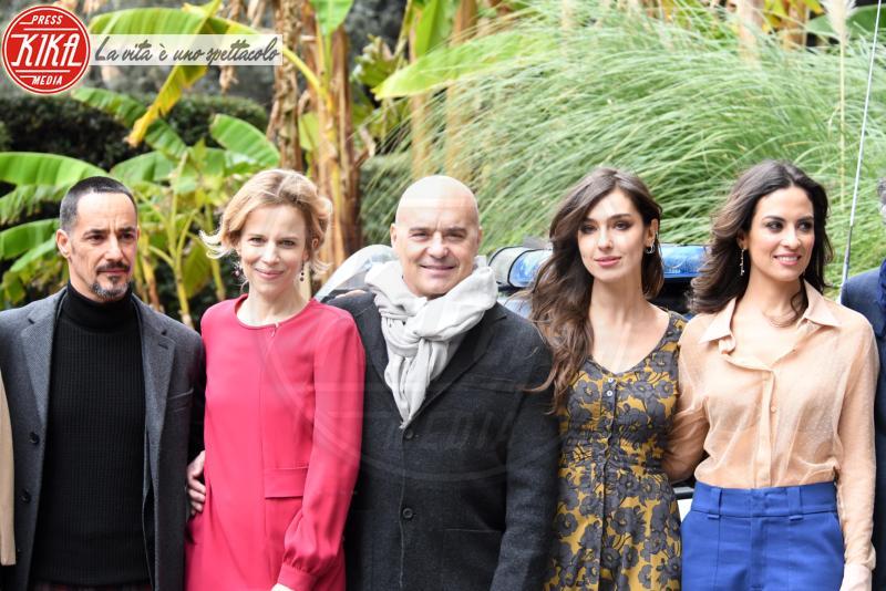 cast Il Commissario Montalbano - Roma - 01-02-2018 - Il ritorno del Commissario Montalbano: ecco due nuovi episodi