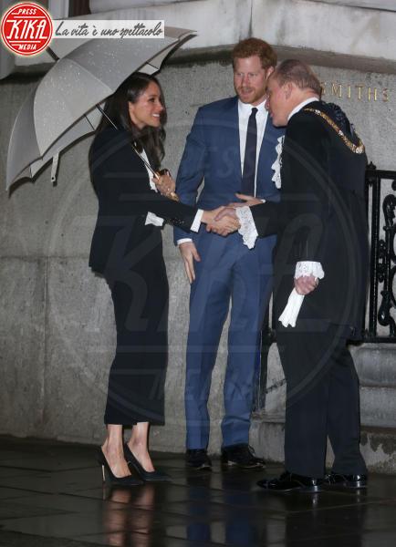 Prince Harry, Meghan Markle - Londra - 01-02-2018 - Meghan Markle: principessa bagnata, principessa fortunata