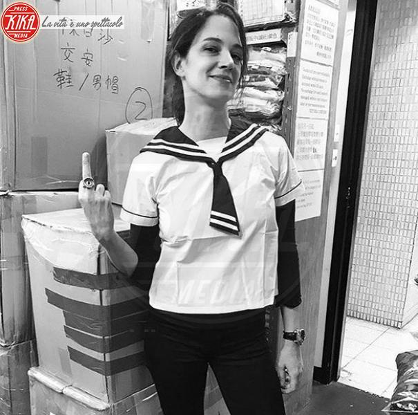 Asia Argento - Los Angeles - 04-02-2018 - Asia Argento su Morgan: