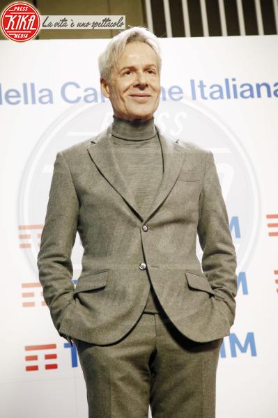 Claudio Baglioni - Sanremo - 05-02-2018 - Sanremo 2018: ecco la verà novità del Festival