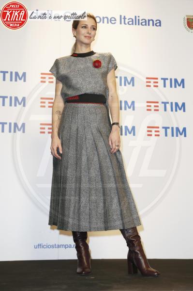 Carolina Di Domenico - Sanremo - 05-02-2018 - Sanremo 2018: la squadra del dopofestival