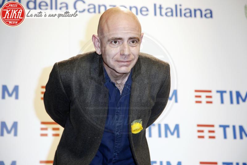 Rolando Ravello - Sanremo - 05-02-2018 - Sanremo 2018: la squadra del dopofestival