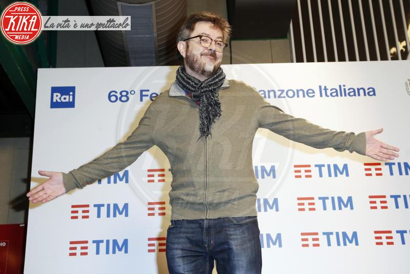 Rocco Tanica - Sanremo - 05-02-2018 - Sanremo 2018: la squadra del dopofestival