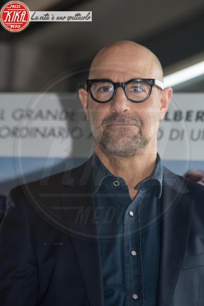 Stanley Tucci - Roma - 05-02-2018 - Stanley Tucci porta a Roma il film su Alberto Giacometti