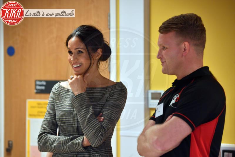 Meghan Markle, Principe Harry - Cardiff - 18-01-2018 - Michelle sceglie il principe di Galles... come Kate e Meghan!