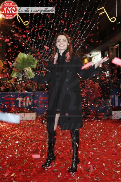 Annalisa Scarrone - Sanremo - 05-02-2018 - Festival di Sanremo: i concorrenti sfilano sul red carpet