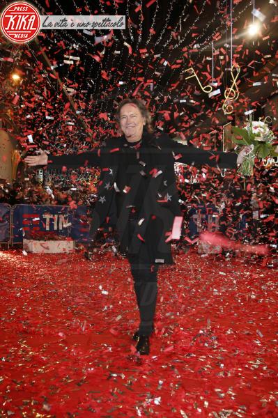 Red Canzian - Sanremo - 05-02-2018 - Festival di Sanremo: i concorrenti sfilano sul red carpet