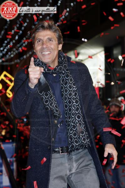 Luca Barbarossa - Sanremo - 05-02-2018 - Festival di Sanremo: i concorrenti sfilano sul red carpet
