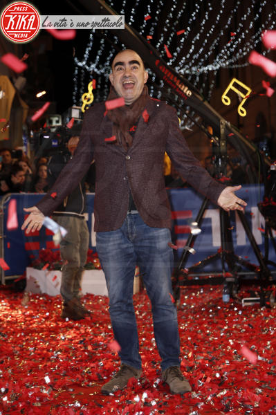 Elio - Sanremo - 05-02-2018 - Festival di Sanremo: i concorrenti sfilano sul red carpet