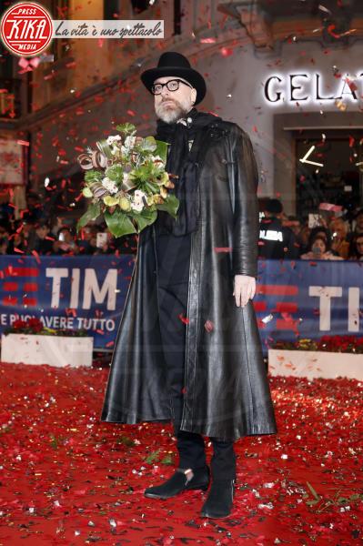 Mario Biondi - Sanremo - 05-02-2018 - Festival di Sanremo: i concorrenti sfilano sul red carpet