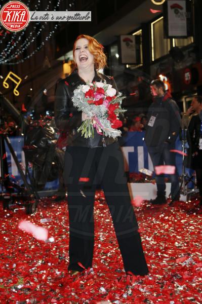 Noemi - Sanremo - 05-02-2018 - Festival di Sanremo: i concorrenti sfilano sul red carpet