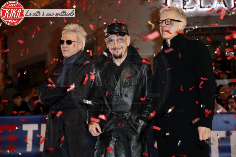 Decibel - Sanremo - 05-02-2018 - Festival di Sanremo: i concorrenti sfilano sul red carpet
