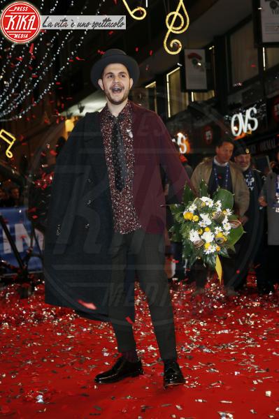 Renzo Rubino - Sanremo - 05-02-2018 - Festival di Sanremo: i concorrenti sfilano sul red carpet