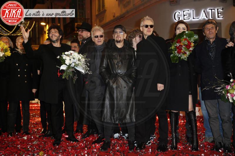 red carpet Sanremo 2018 - Sanremo - 05-02-2018 - Festival di Sanremo: i concorrenti sfilano sul red carpet