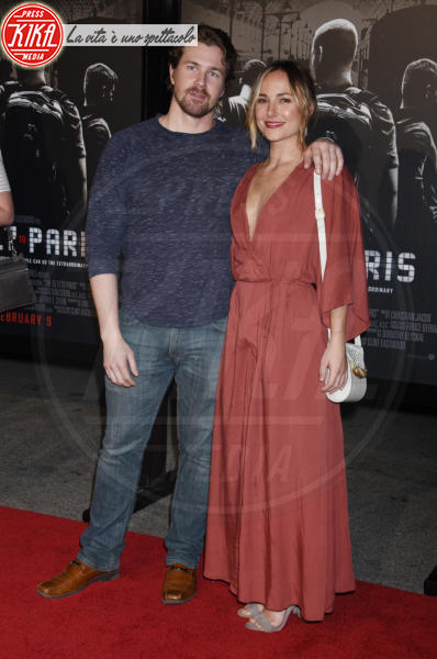 Josh Kelly, Briana Evigan - Burbank - 05-02-2018 - The 15:17 to Paris: l'attentato del 2015 arriva al cinema
