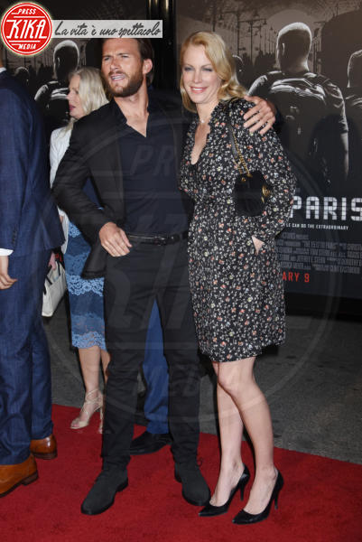 Scott Eastwood, Alison Eastwood - Burbank - 05-02-2018 - The 15:17 to Paris: l'attentato del 2015 arriva al cinema
