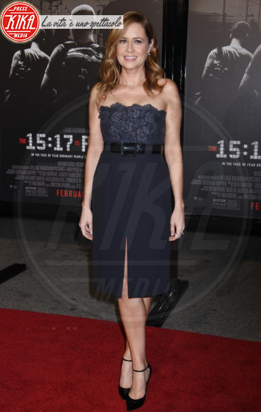 Jenna Fischer - Burbank - 05-02-2018 - The 15:17 to Paris: l'attentato del 2015 arriva al cinema