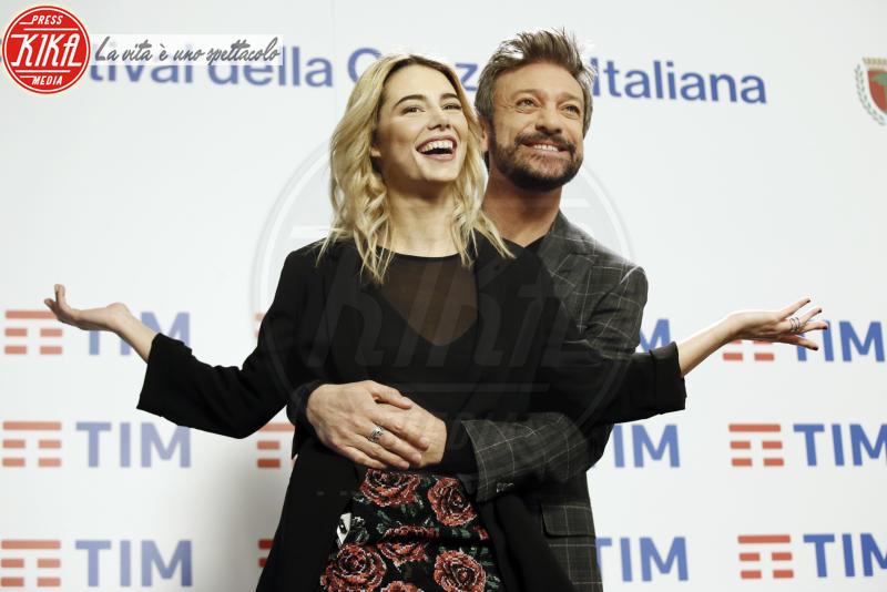 Melissa Greta Marchetto, Sergio Assisi - Sanremo - 06-02-2018 - Sanremo 2018, Andrea Delogu inviata in diretta per Radio2