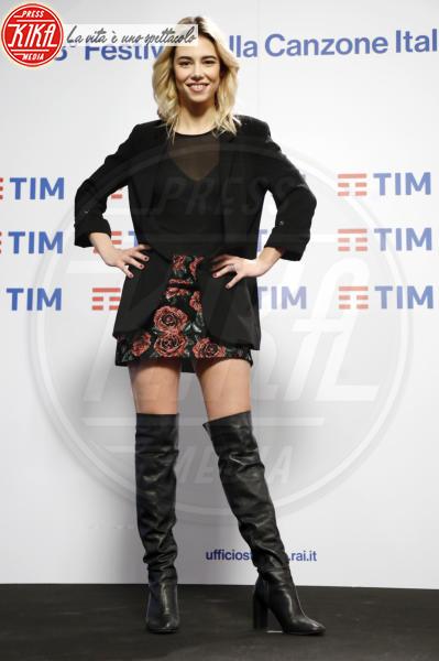 Melissa Greta Marchetto - Sanremo - 06-02-2018 - Sanremo 2018, Andrea Delogu inviata in diretta per Radio2