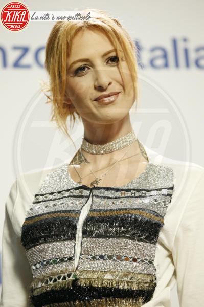 Ema Stokholma - Sanremo - 06-02-2018 - Sanremo 2018, Andrea Delogu inviata in diretta per Radio2