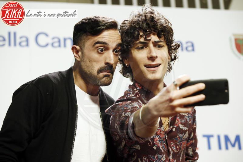 Casa surace - Sanremo - 06-02-2018 - Sanremo 2018, Andrea Delogu inviata in diretta per Radio2