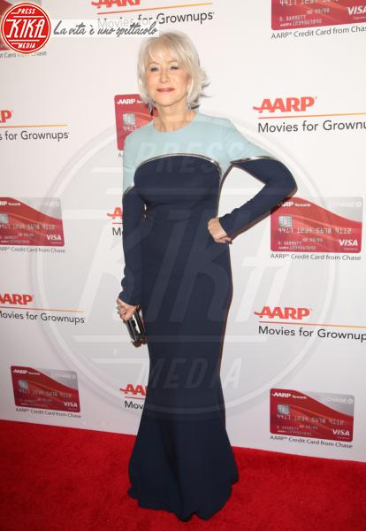 Helen Mirren - Los Angeles - 06-02-2018 - Helen Mirren è la regina dei Movies for Grownups Awards