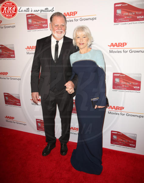 Taylor Hackford, Helen Mirren - Los Angeles - 06-02-2018 - Helen Mirren è la regina dei Movies for Grownups Awards