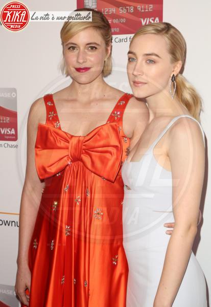 Greta Gerwig, Saoirse Ronan - Los Angeles - 06-02-2018 - Helen Mirren è la regina dei Movies for Grownups Awards