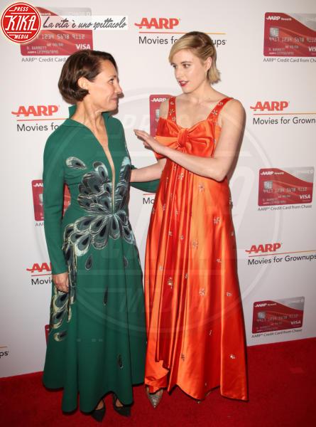 Greta Gerwig, Laurie Metcalf - Los Angeles - 06-02-2018 - Helen Mirren è la regina dei Movies for Grownups Awards