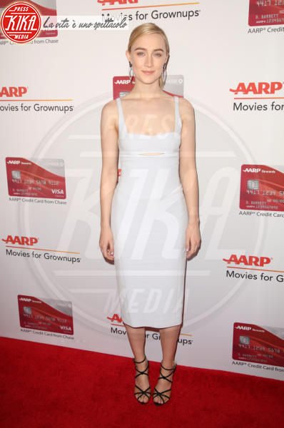 Saoirse Ronan - Los Angeles - 06-02-2018 - Helen Mirren è la regina dei Movies for Grownups Awards