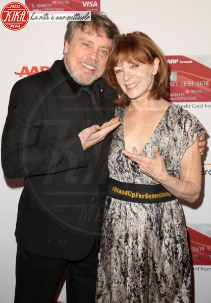 Mark Hamill, Frances Fisher - Los Angeles - 06-02-2018 - Helen Mirren è la regina dei Movies for Grownups Awards