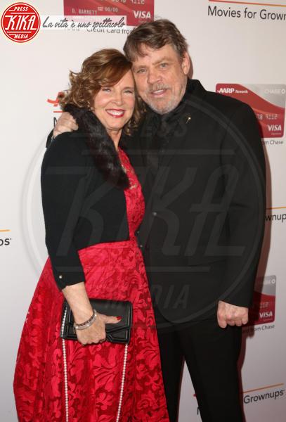 Marilou York, Mark Hamill - Los Angeles - 06-02-2018 - Helen Mirren è la regina dei Movies for Grownups Awards